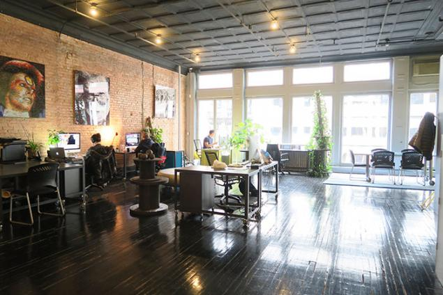 Soho Office Space for Sublease