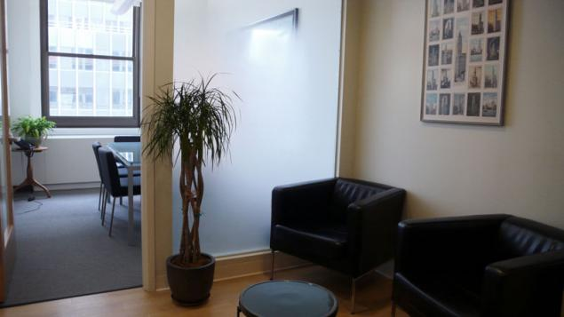 Office Sublet Woolworth Building NYC