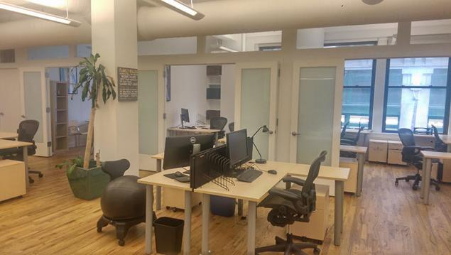 Beautiful Office Sublet In Union Square With Creative
