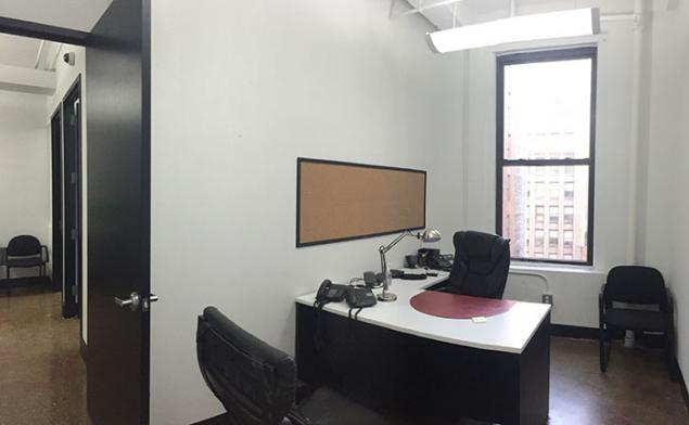 Office Sublet NYC Midtown Manhattan