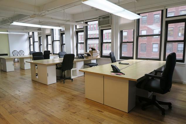 Office Sublet Midtown West NYC Manhattan