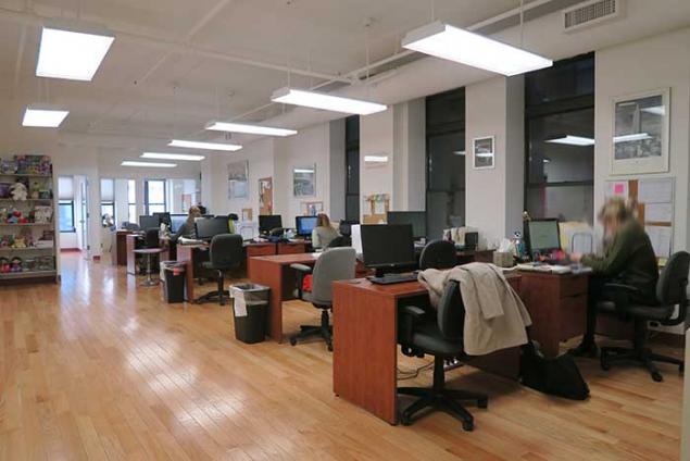 Nomad Office Space for Lease NYC