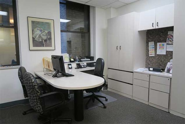 Showroom for Sublease NYC