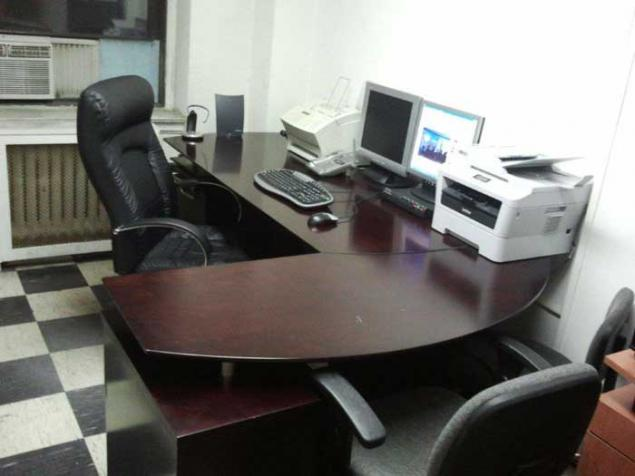 Private office for sublease on Fifth Avenue