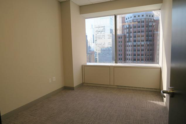 midtown west office space for lease