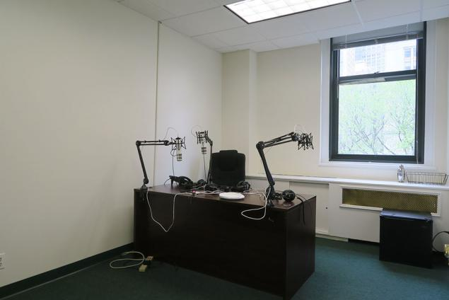 Private office for sublease in Financial District
