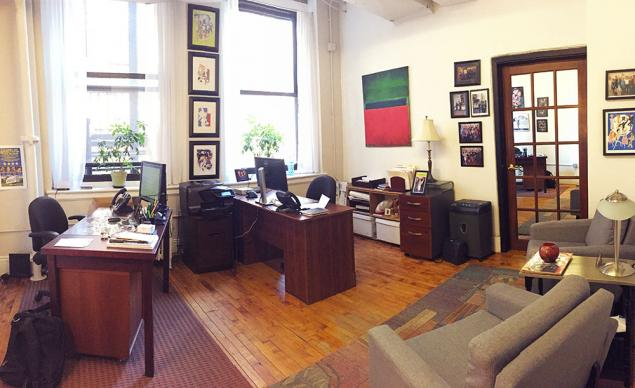 Loft Space Office for Lease in Chelsea NYC