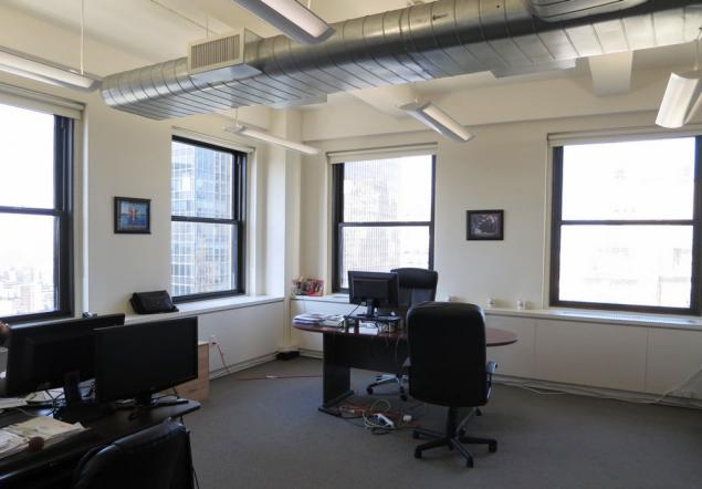 Penn Station Office Space for Lease NYC