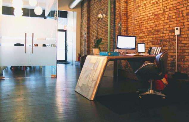 Nomad office space for sublease