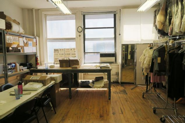 Fashion Design Studio Subleasing Loft Space In Flatiron 10011