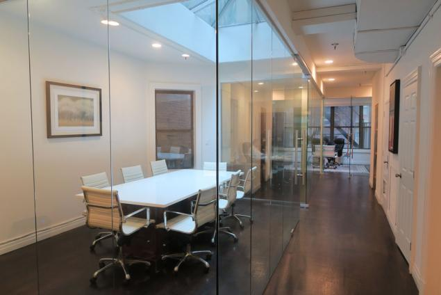 Office Space for Sublease With Private Office And Skylight (10018 ...