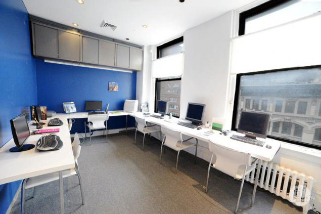 Private Office for Sublease from Architectural Firm 10011 Office