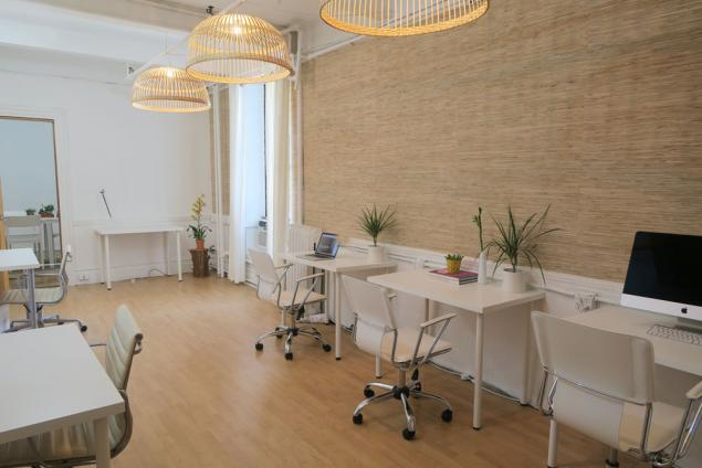 Union Square Office Space for Sublease