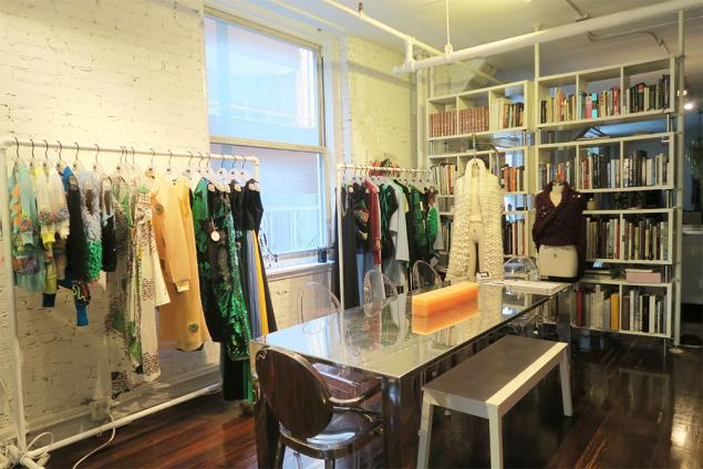 flatiron district fashion showroom sublease