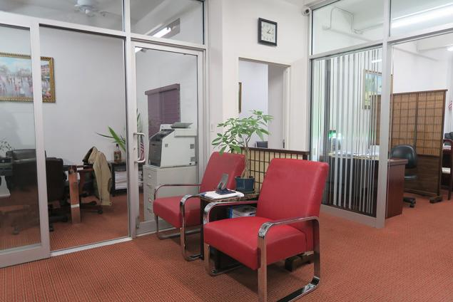 city hall attorney law firm office sublease