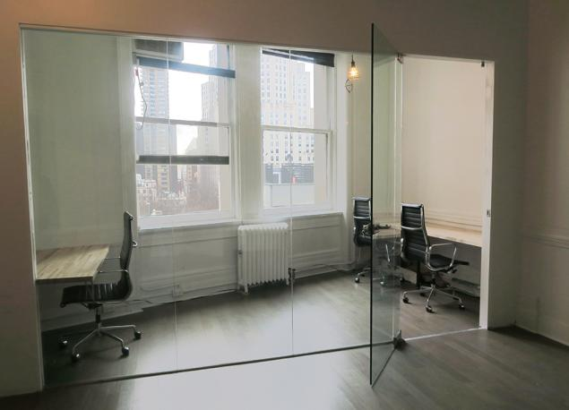 office sublet madison square park nomad