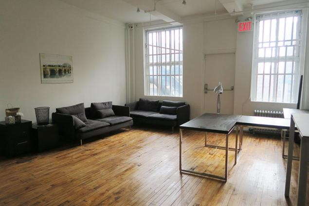 chelsea office space for sublease loft