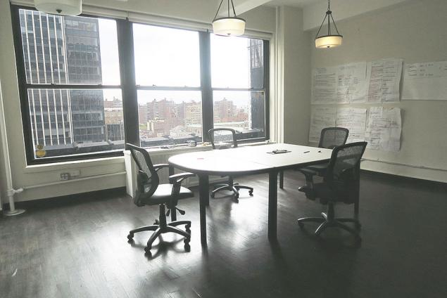 penn station office sublet for lease