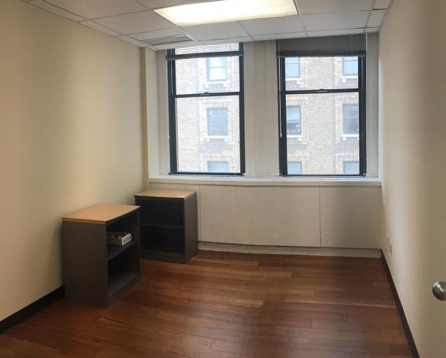 private office for rent near penn station