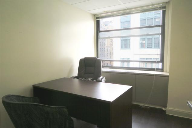 penn station office sublet law firm