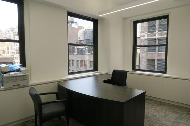 Gentil Private Office For Sublease Accountant Attorney