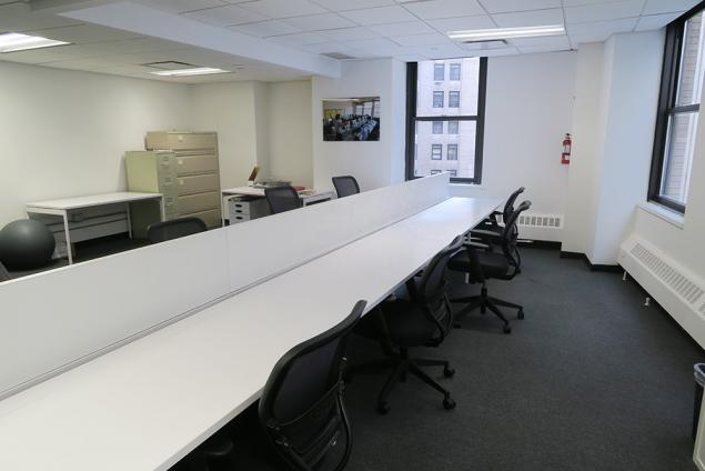 non-profit office sublet nyc