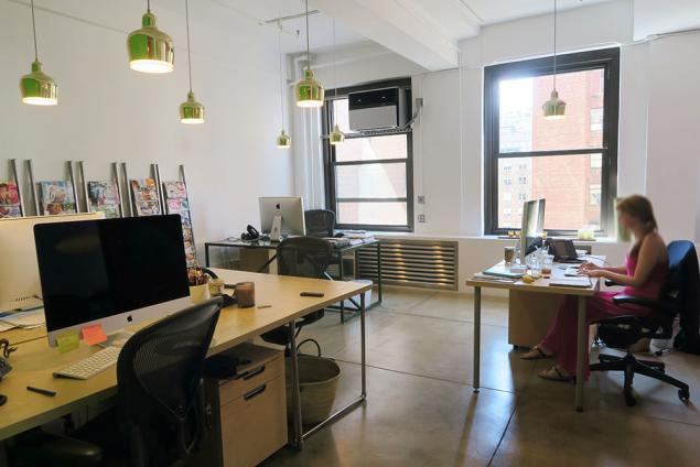 Chelsea office space for sublease nyc