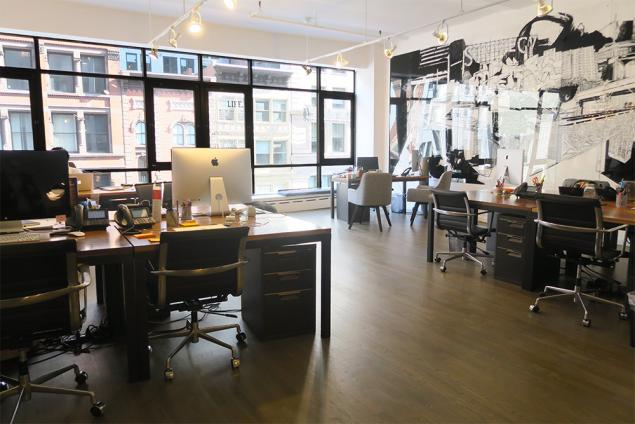 Flatiron District Full Floor Office Space for Sublease (10010 ...