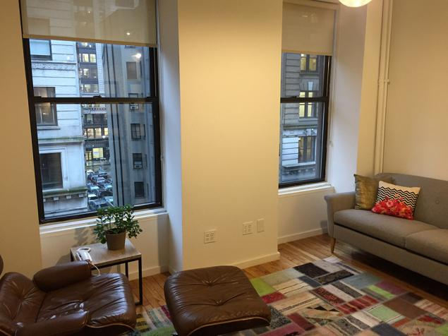 psychotherapist flatiron district for lease