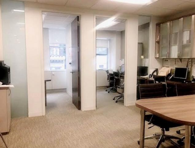 Rockefeller Center Office Space for Sublease