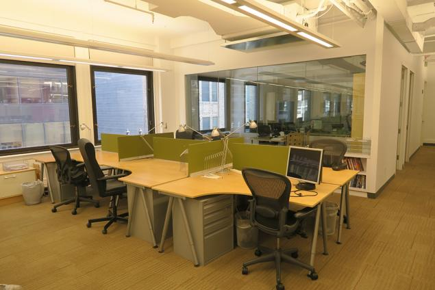 office space sublease