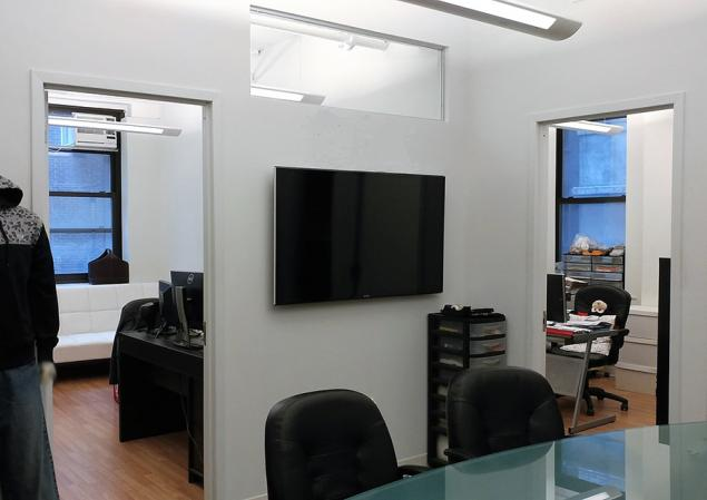 office showroom for sublease midtown