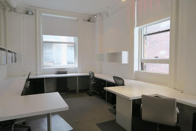 nomad office space sublease architecture