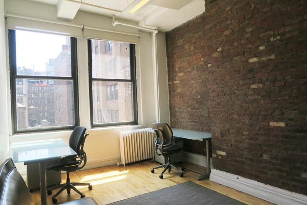 private office for sublease in chelsea