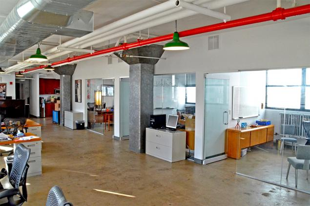 Full Floor Creative Space for Sublease Near Grand Central (10017 ...