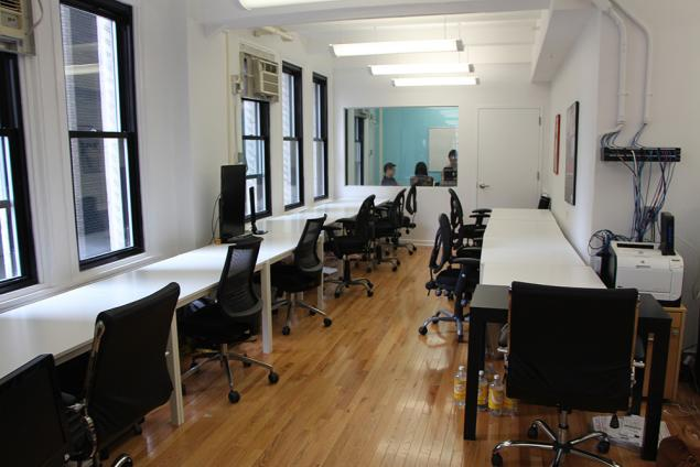 bryant park office space for sublease