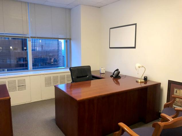 grand central office sublet law firm