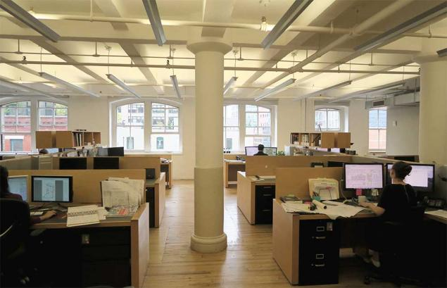 office sublease hudson square tribeca
