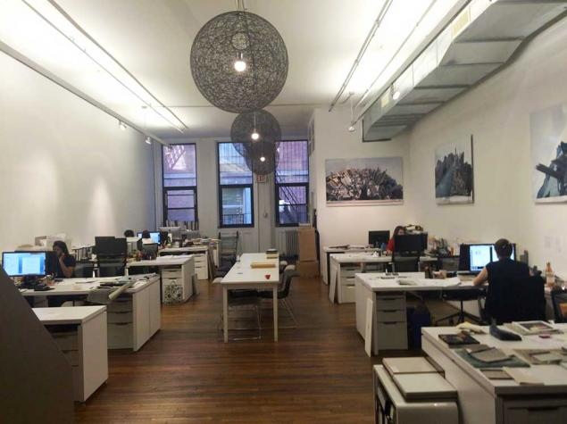 soho loft office space for sublease