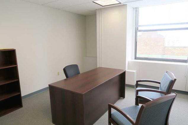 attorney office sublease financial district