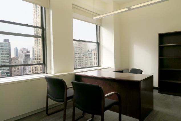 midtown office sublet law attorney