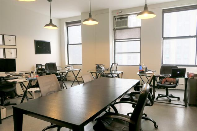 private office for sublease in midtown south