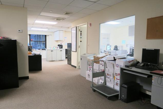 financial district private office for sublease