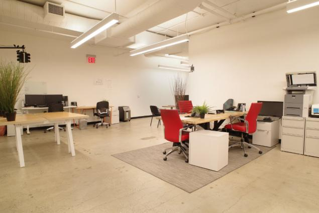 rent office space financial district nyc