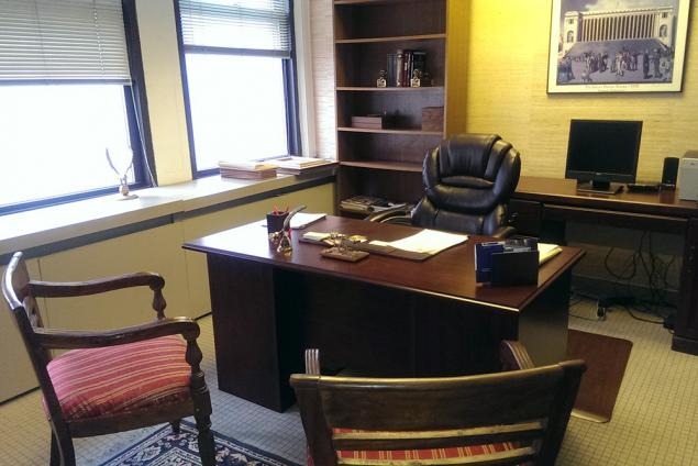 law firm sublet madison avenue nyc