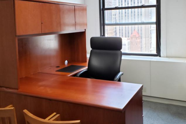 private office for sublease attorney financial district