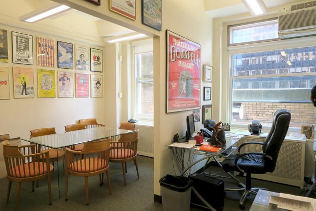 small office for sublease times square
