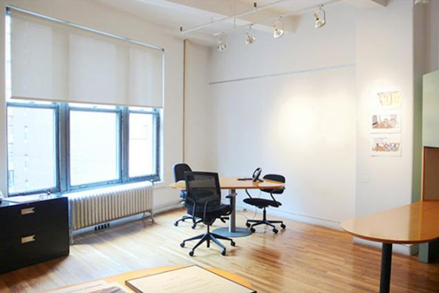 nyc office space nomad