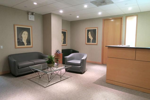 large private office for sublease midtown nyc