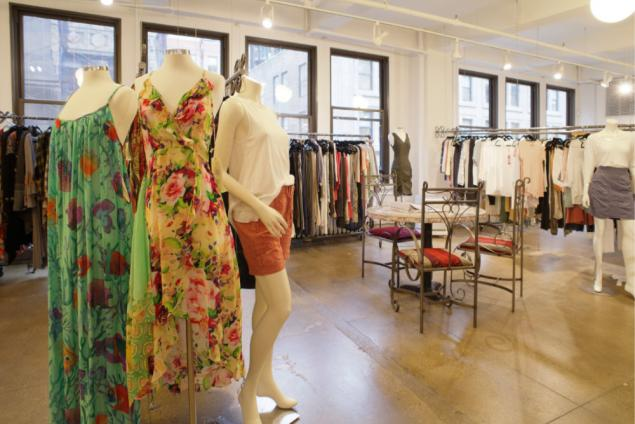 fashion showroom rental nyc | office sublets